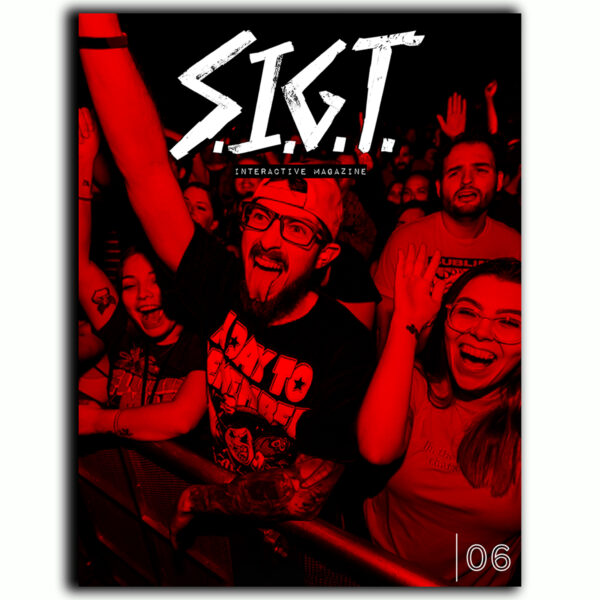 SIGT Magazine Issue 06 - Cover Print